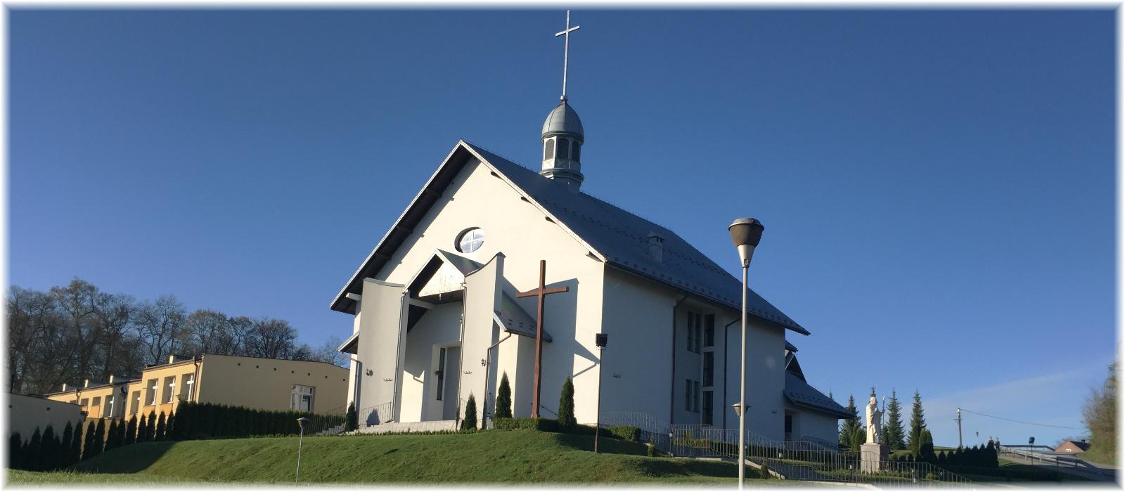 Parafia rzymskokatolicka pw. Niepokalanego Poczęcia Najświętszej Maryi Panny w Cieszacinie Wielkim